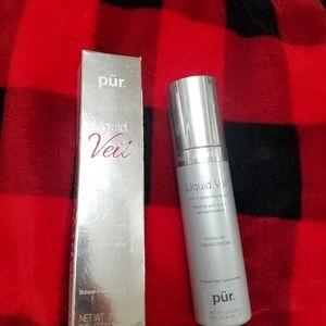 Pur liquid veil 4 in 1 spray foundation in tan